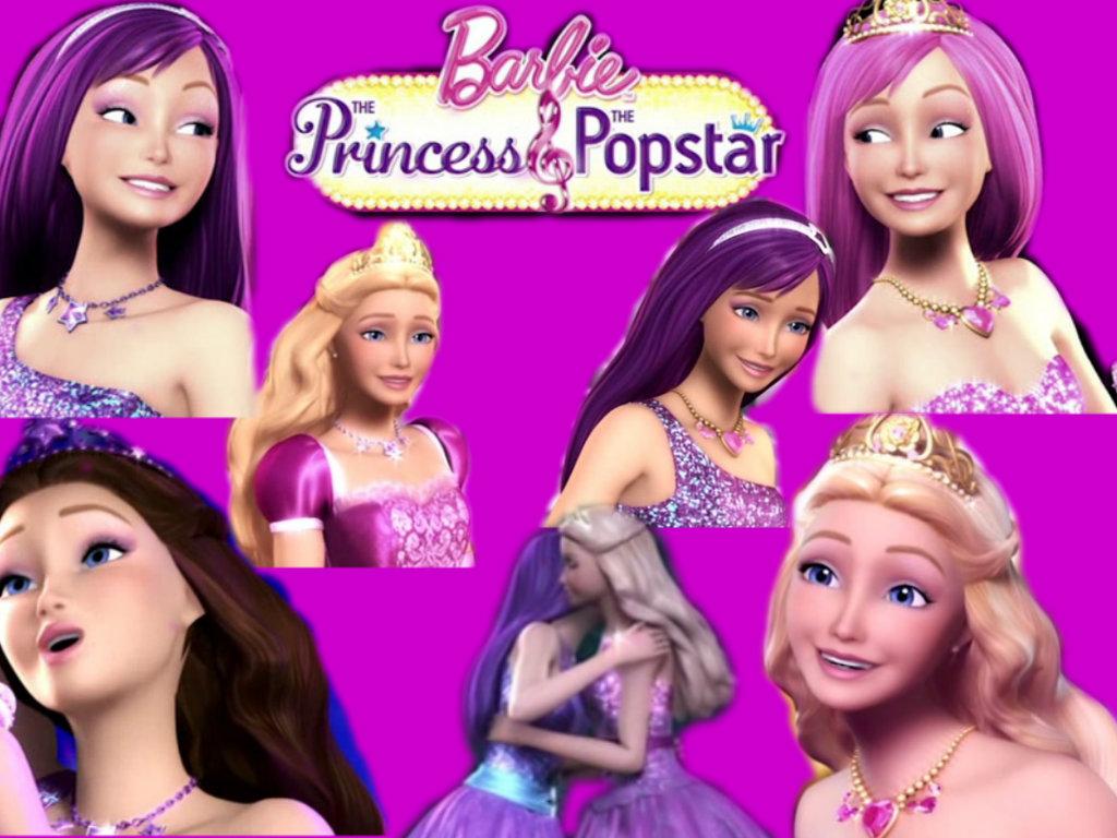 Barbie the princess and the popstar - Barbie princesse popstar ...