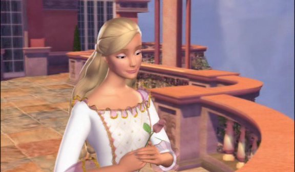 Barbie As The Princess And The Pauper Princess Anneliese And Erika From