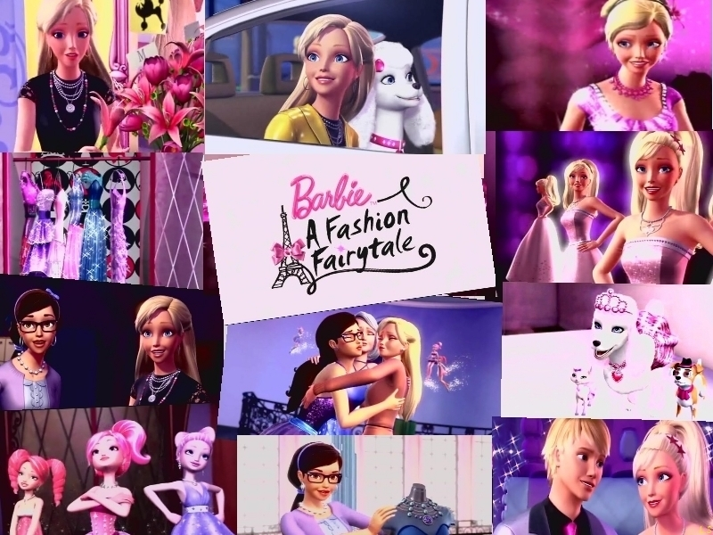 Barbie A Fashion Fairytale Movie When Barbie goes to Paris